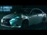 Реклама Lexus IS 300h
