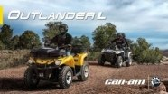 Промовидео BRP Can-Am Outlander L Max
