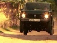 Обзор Lada 4x4 3-дверная