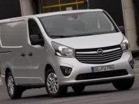 Промо-видео Opel Vivaro