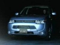 Промо-видео Mitsubishi Outlander PHEV