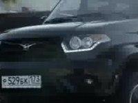 Реклама УАЗ Patriot