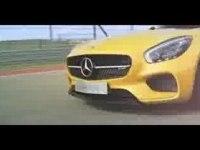Промо-видео Mercedes-AMG GT