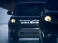 Офф-роад видео Suzuki Vitara
