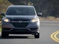 Экстерьер Honda HR-V