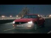 Промо-видео Ford Mustang