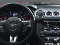 Экстерьер и Интерьер Ford Mustang