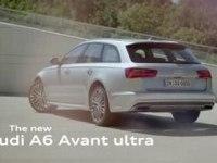 Реклама Audi A6 Avant