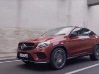 Промо-видео Mercedes-Benz GLE-Class