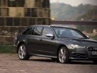 Промо-видео Audi S6 Avant