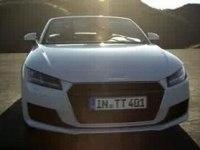 Промо-видео Audi TT Roadster