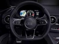 Интерьер Audi TTS