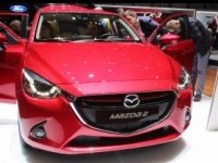 Женева 2015: CX-3 и Mazda 2