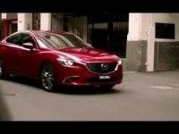 Реклама Mazda 6 Sedan