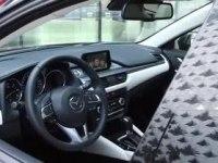 Интерьер Mazda 6 Wagon