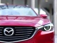 Экстерьер Mazda 6 Wagon