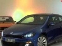 Видео обзор VW Scirocco