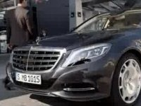 Обзор Mercedes-Maybach S-Class