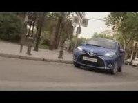 Реклама Toyota Yaris