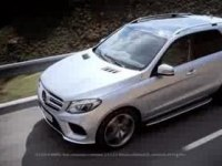 Промо-видео Mercedes-Benz GLE-Class SUV