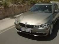 Промо-видео BMW 3