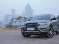 Экстерьер Great Wall Haval H6 Coupe