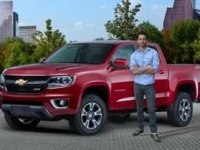 Реклама Chevrolet Colorado