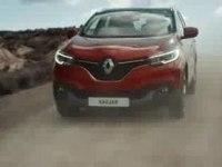 Промо-видео Renault Kadjar