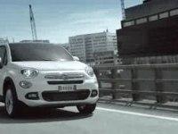 Промо-видео Fiat 500X City Look