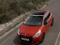 Промо-видео Peugeot 208