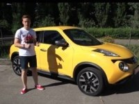 Тест-драйв Nissan Juke 2015