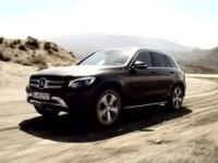 Промо-видео Mercedes-Benz GLC (X253)