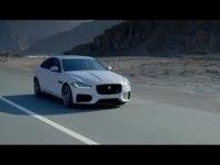 Промо-видео Jaguar XF