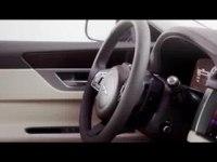 Интерьер Jaguar XF