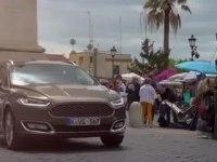 Промо-видео Ford Mondeo Vignale Wagon