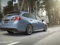 Обзор Subaru Levorg