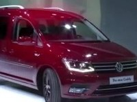 Презентация Volkswagen Caddy