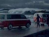 Реклама Volkswagen Multivan