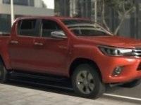 Toyota Hilux: ходовые характеристики