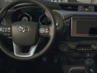 Toyota Hilux: техническое оснащение