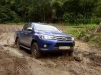 Обзор Toyota Hilux от ATDrive.ru