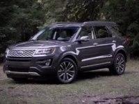 Экстерьер Ford Explorer