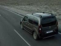 Промо-видео Peugeot Partner Tepee