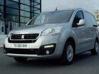 Промо-видео Peugeot Partner Van