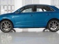 Промо-видео Audi Q3