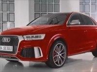 Экстерьер Audi RS Q3