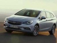 Экстерьер и интерьер Opel Astra Sports Tourer