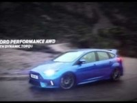 Реклама Ford Focus RS