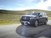 Промовидео Mercedes-Benz GLS