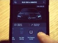 Обзор мультимедийной системы Mercedes GLS